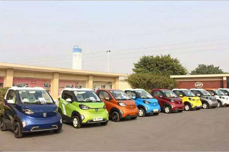 宝骏首款电动车将上市 续航超160公里