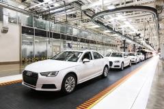 探秘新奥迪A4L工厂:那些不计成本的细节