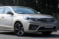 海马福美来轿车金融版上市 售价6.88万元