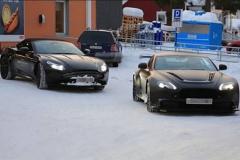 阿斯顿•马丁将推两款新车 全铝平台打造