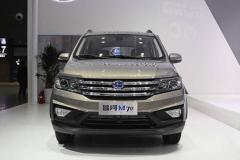 昌河新MPV车型M70今日下线 或1季度上市