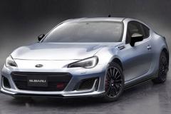 斯巴鲁推BRZ STI概念车 2017年1月亮相