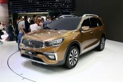 东风悦达起亚2017年推6款新车 含SUV/混动
