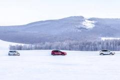 福特无尽之旅走林海雪原 最美白色在路上