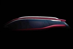 GMC新一代Terrain预告图 北美车展发布