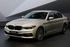 新车图解:全新BMW 5系 个性与传承