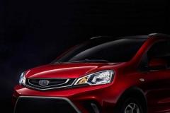 吉利规划推3款小型SUV 最快一季度上市