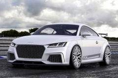 奥迪2款高性能车将引入 百公里加速不足4秒