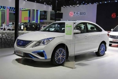 东风风行新款景逸S50 EV将于10月上市