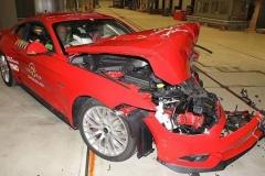 2017款福特Mustang GT欧洲NACP仅获2星
