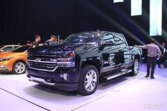 雪佛兰索罗德或60万起售 共推四款车型
