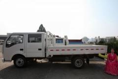 朝鲜4年未产轿车 新车全是中国货!