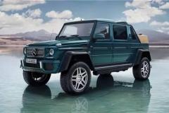 被摆了一道,迈巴赫首款SUV竟然是它!