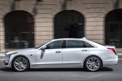 新款凯迪拉克CT6消息 将推V8发动机车型