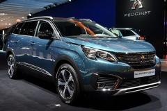 东风标致首推7座大SUV 上海车展首发亮相