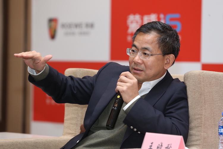 王晓秋:荣威i6将是上汽自主的下一个爆款