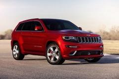 Jeep大切诺基Trackhawk将于4月正式亮相
