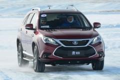 中国人的专属车型 试驾比亚迪唐100