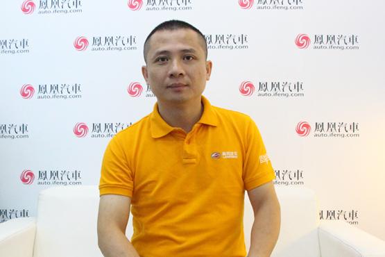 潘欣欣:陆风X2要冲击中国品牌小型SUV前十