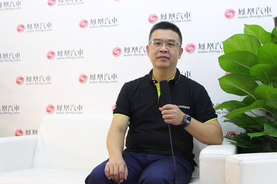 郑荣富:纳智捷5年将推10款车,其中8款新能源