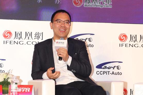 杨学良:领克创立的初衷是打造全球化中国汽车品牌