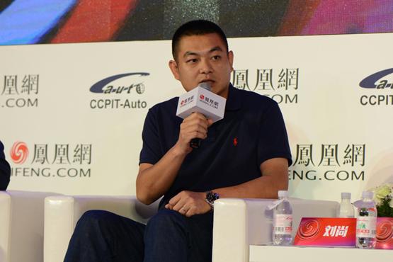 刘尚:跨界营销就是整合核心价值优势