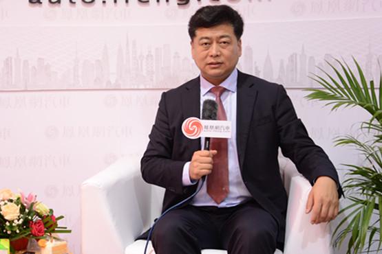 马振山:蔚领激活了长期不被看好的旅行车市场
