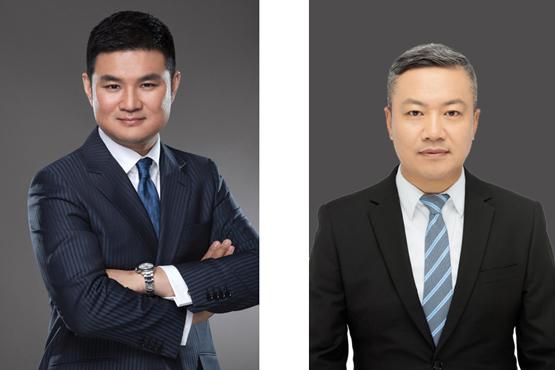 胡波与刘云良加盟捷豹路虎