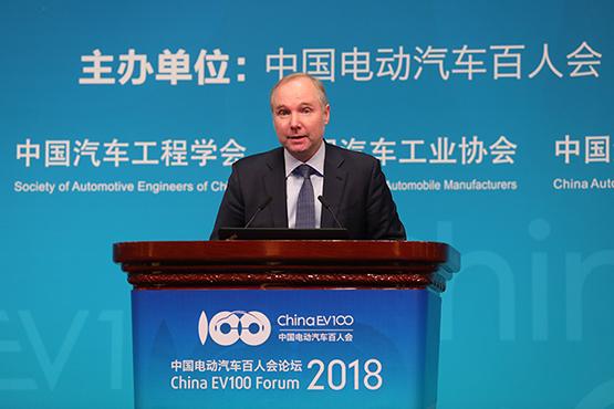 高乐:宝马的企业使命与中国汽车业目标深刻共