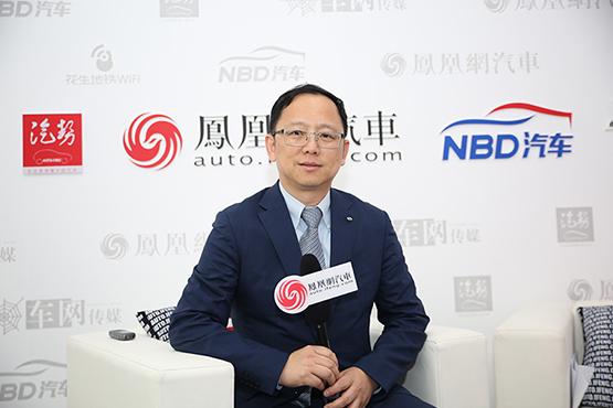 颜宏斌:年内所有主力车型搭载车联网产品