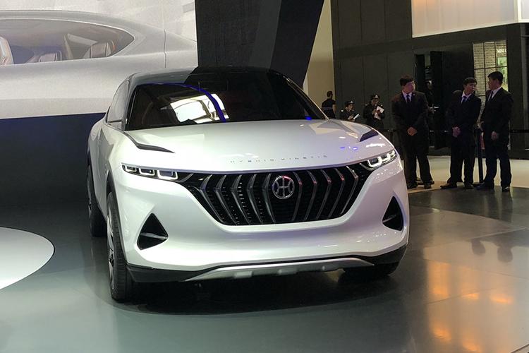 2018北京车展:正道K350概念车正式亮相</span></h3>