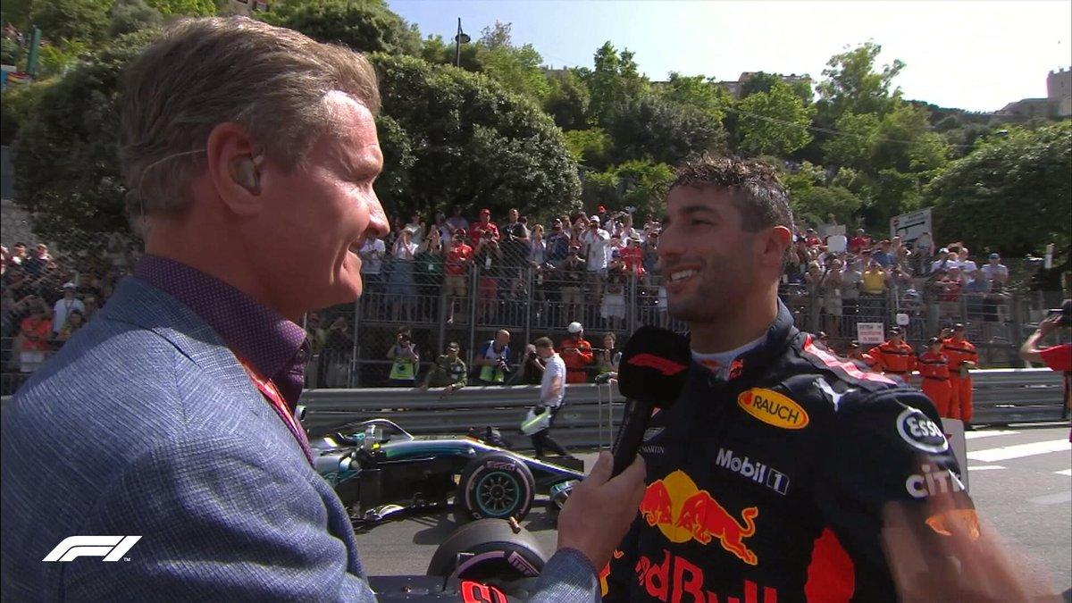 里卡多:F1摩纳哥站赛前我们就知道能够拿下杆位