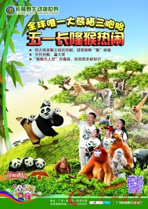 娱乐专栏·长隆野生动物世界