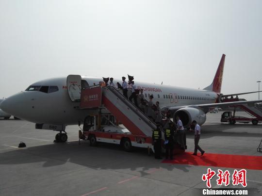 03航班从西安飞往珠海