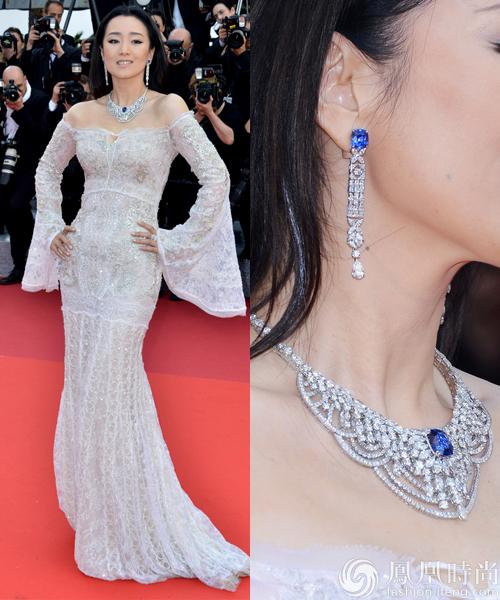 【新珠宝】细节控!戛纳红毯上的这些珠宝你看清了吗?