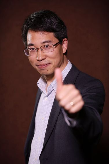 即刻视频(JKvideo)创始人、CEO王留全 张旭晔 摄