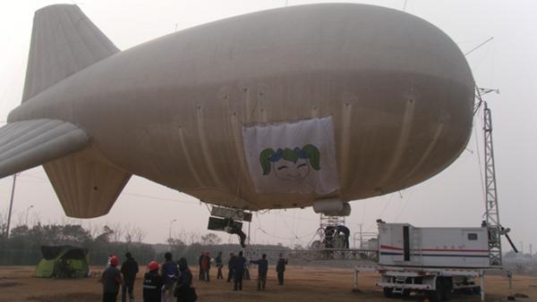 科技小制作气球汽车