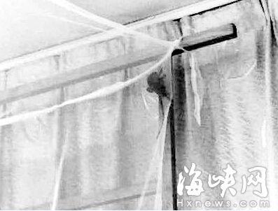 安装蚊帐步骤图解