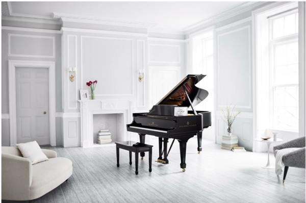 施坦威百年来最重要的创新——世界上最好的高解析度自动演奏钢琴系统图片