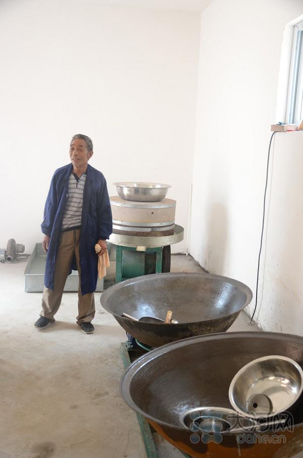 石磨香油项目工作间