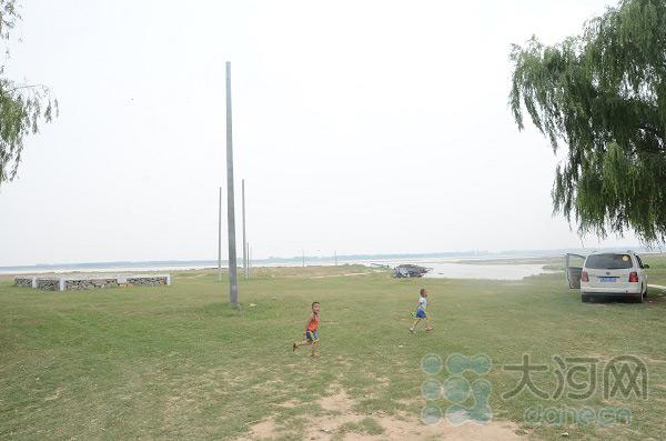 黄河湿地生态保护区