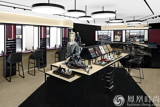 香奈儿香水与美容品专门店登陆北京