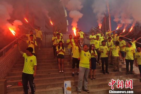 山西龙城足球俱乐部揭牌 内陆山西欲重返中国