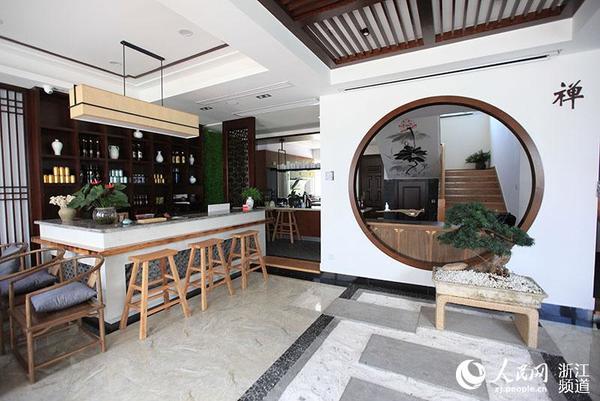 农村民宿厨房设计图片