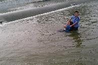 漯河近六旬警察在京勇救落水群众 享誉北京城