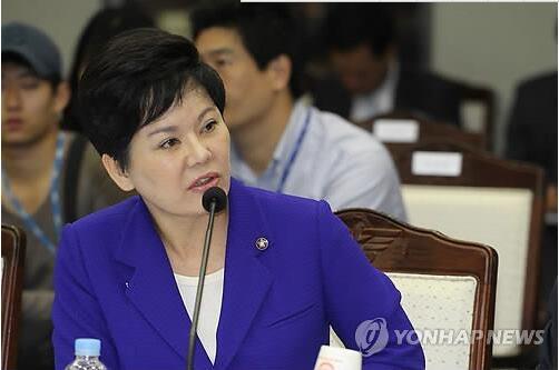 韩国前国会议员宋永仙