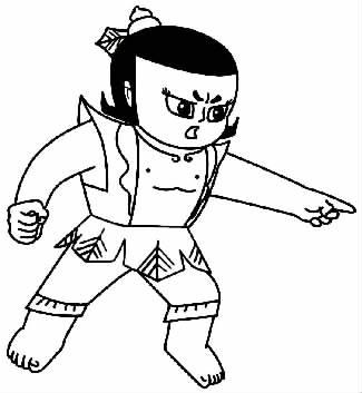 与原先剪纸动画片《葫芦兄弟》相比,新版葫芦娃眼睛更大,神态更萌