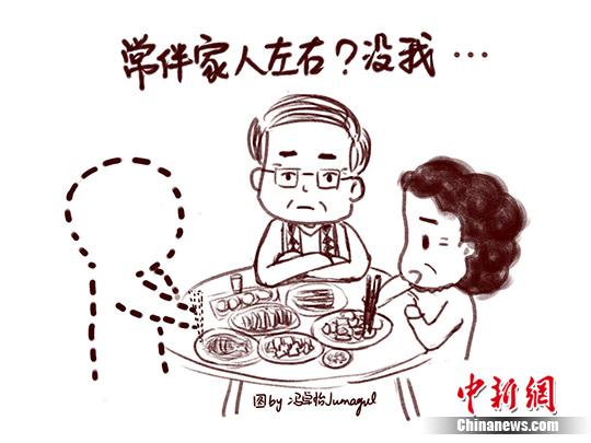 """新疆喀什""""才女""""军嫂手绘漫画讲述军人伟大"""