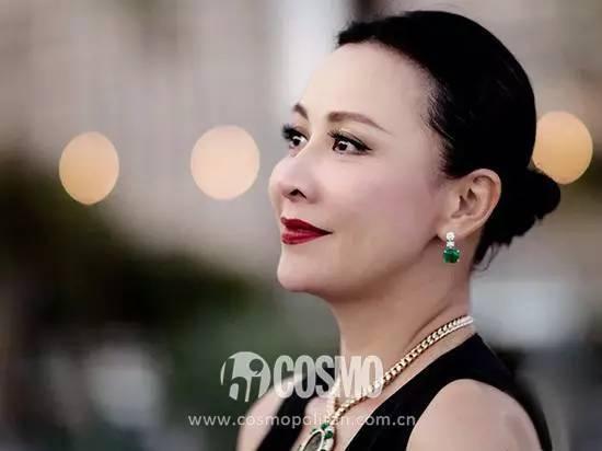 刘嘉玲米兰达可儿都出唇膏了 明星们的同名唇膏