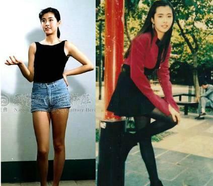 香港最美女明星! 韩国人为她改变了审美观